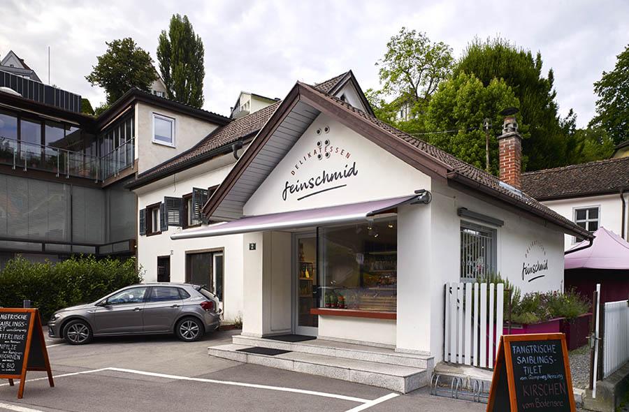 Delikatessen in Feldkirch - feinschmid Delikatessen